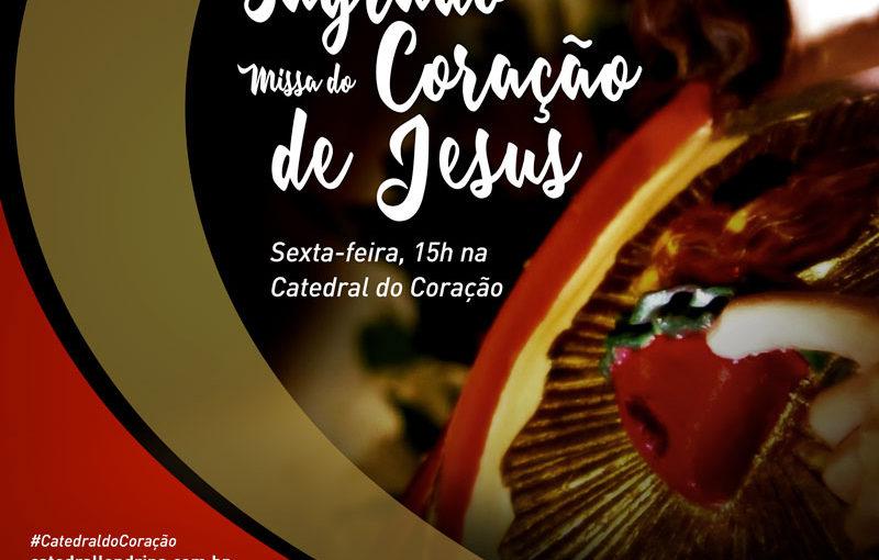 Missa do Sagrado Coração e Jesus