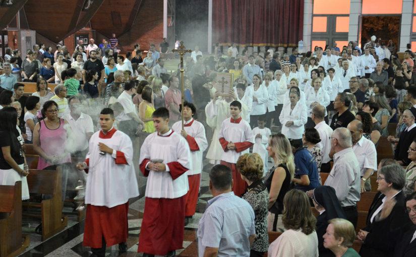 Missa da Instituição da Eucaristia e Lava Pés