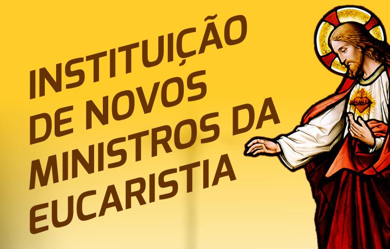 Instituição de novos Ministros