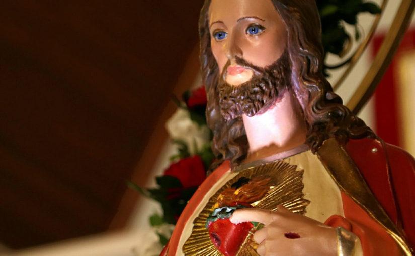 Arquidiocese celebra festa do padroeiro Sagrado Coração de Jesus