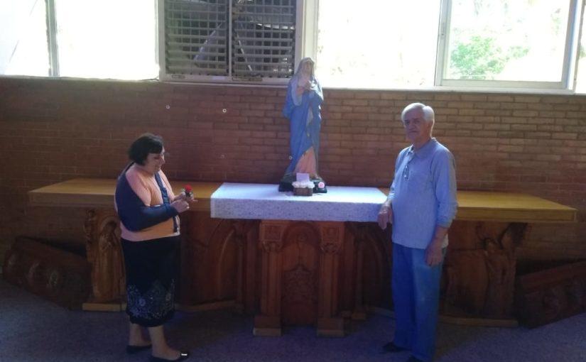 Altar reformado