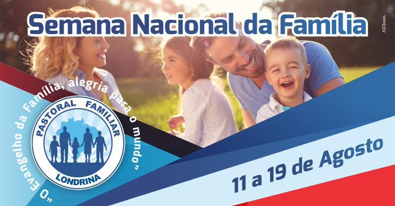 Semana Nacional da Família