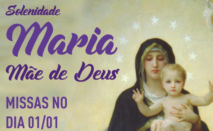 Solenidade Maria Mãe de Deus