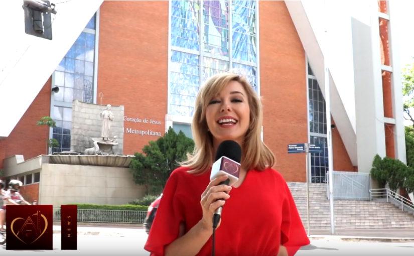 CATEDRAL NEWS – Apresentação Julie Bicas