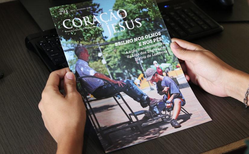 Revista Coração de Jesus – Edição 294 Fevereiro