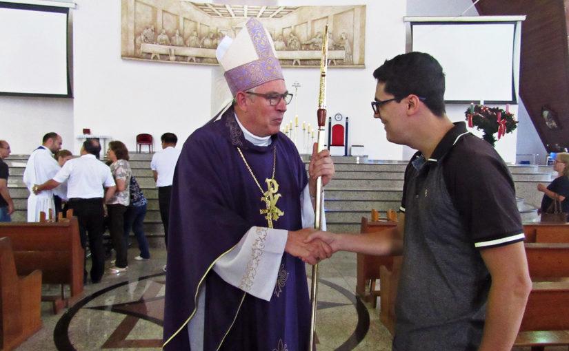 Agenda da visita Pastoral de Dom Geremias