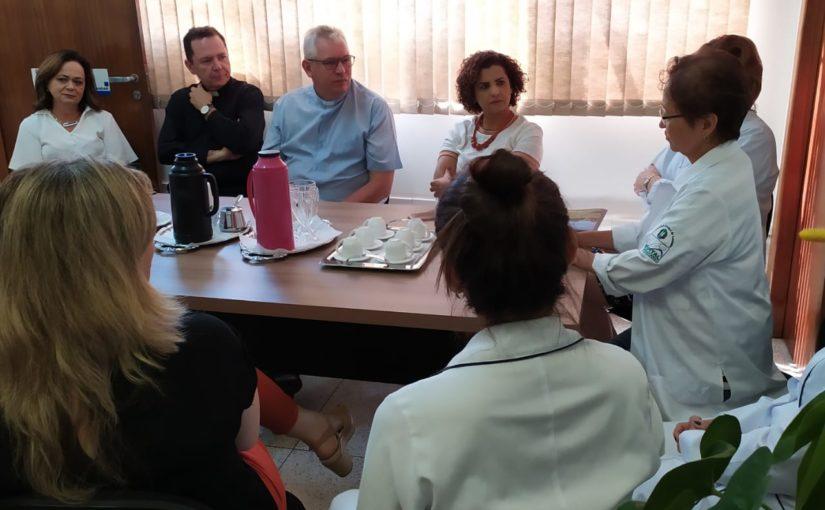 Dom Geremias visita hospitais de Londrina nesta segunda-feira