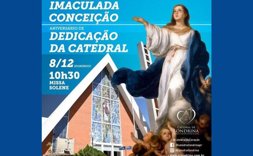 Catedral Metropolitana homenageia Londrina