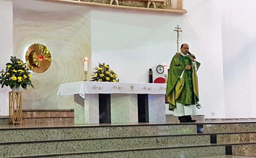 Padre Emanuel celebra 14 anos de vida sacerdotal