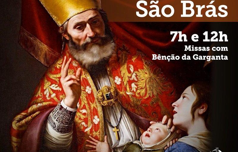 """Hoje é dia do """"padroeiro da garganta"""": São Brás, médico, bispo e mártir"""