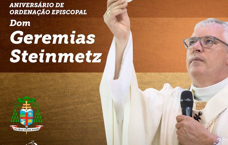 Parabéns Dom Geremias