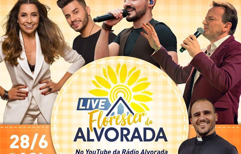 Live comemora um ano de FM da Rádio Alvorada