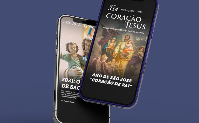 Revista Coração de Jesus – Janeiro de 2021