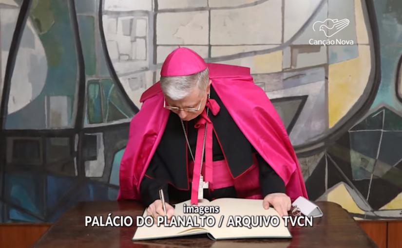 Chega ao Brasil Dom Giambattista Diquattro, novo núncio apostólico