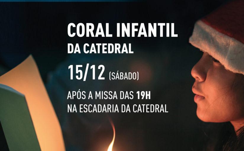 Coral Infantil na Catedral