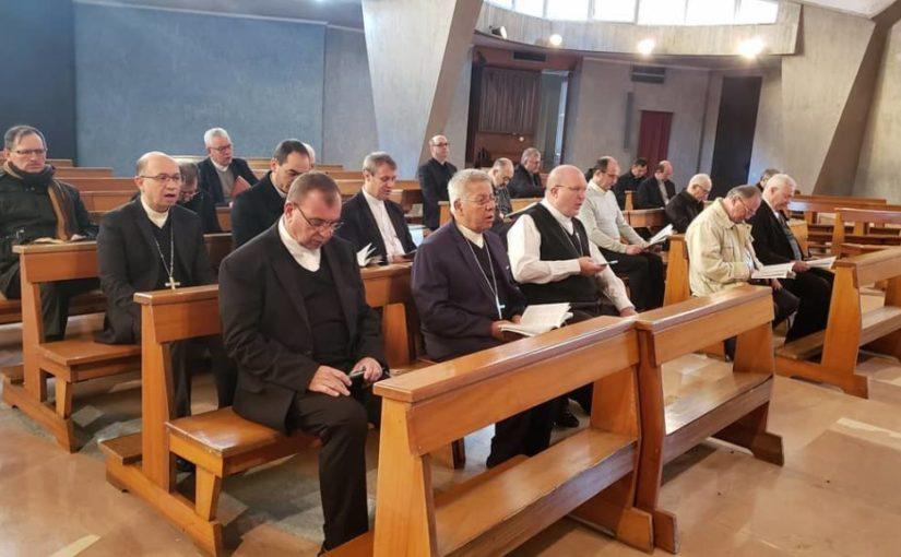 Visita Ad Limina dos Bispos do Paraná chega ao quarto dia