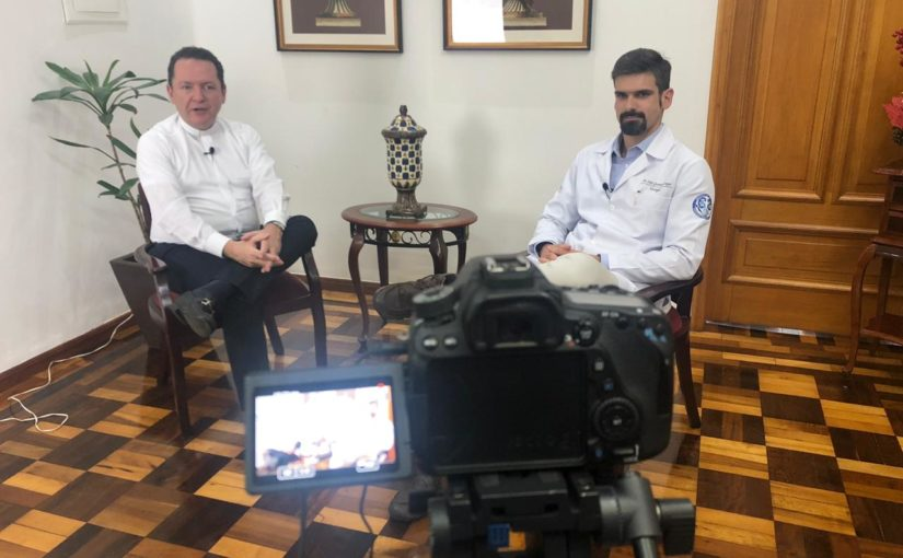 Entrevista com Dr. Luiz Gustavo Crippa